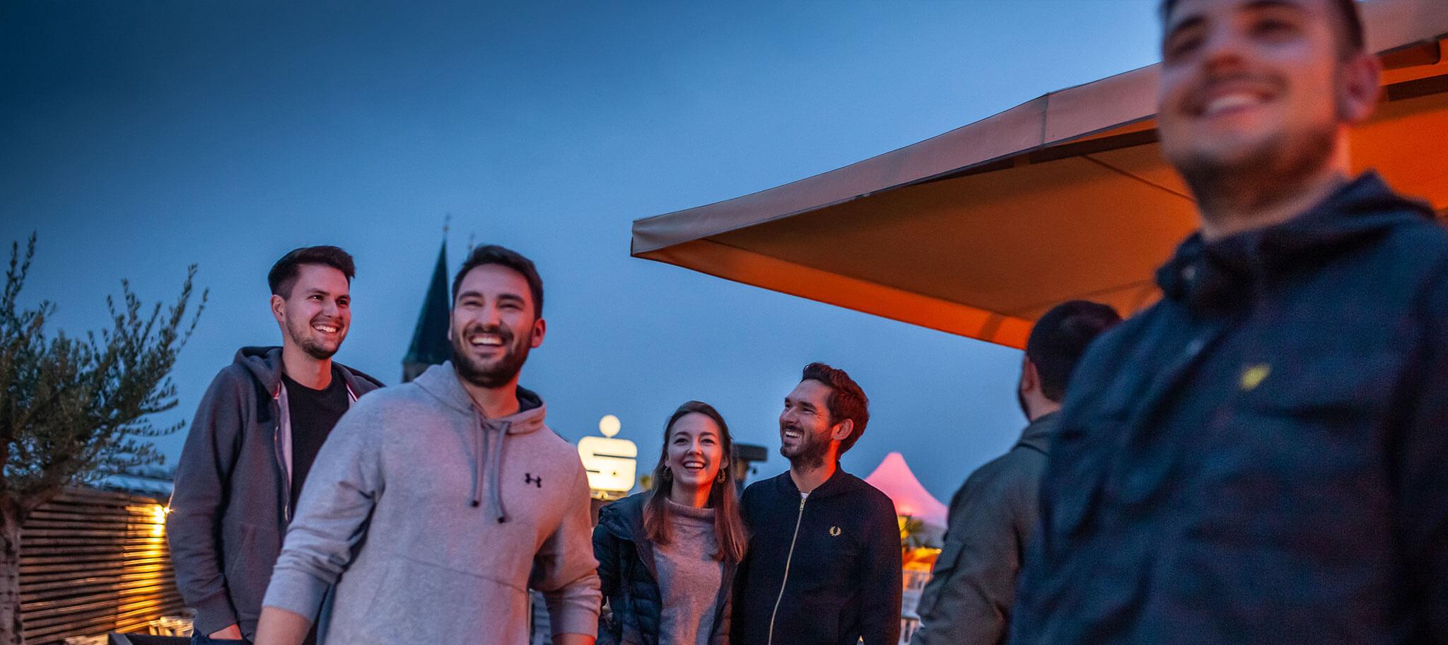 Rooftop Games by Braunschweigische Landessparkasse